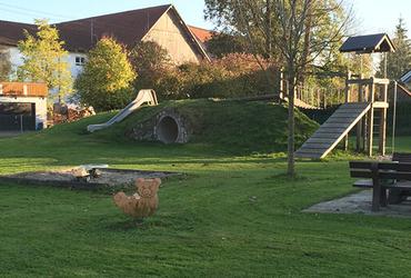 Spielplatz / Niederhofen