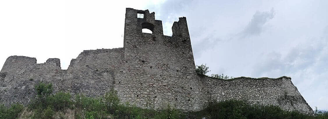 Burgenwelt Ehrenberg / Reutte (AT)