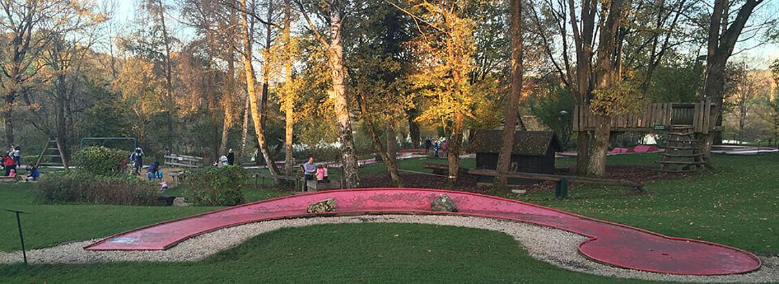 Bachtelweiher Garten